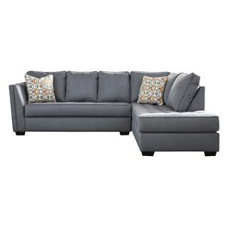 Filone Steel Sectional Right