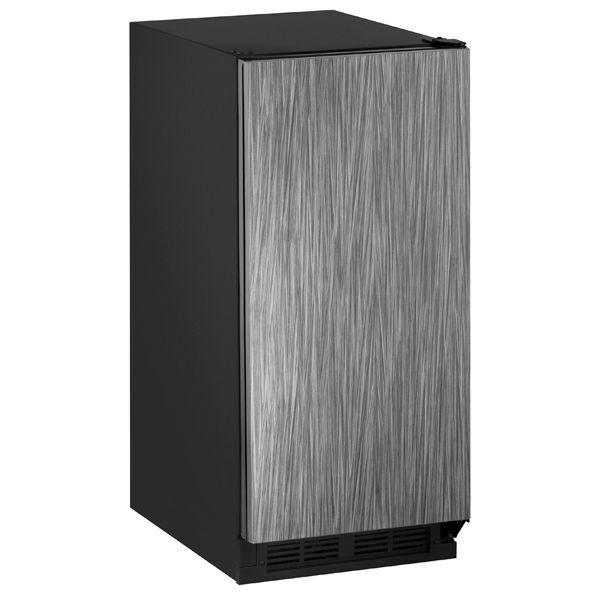 """U-LineClr1215 15"""" Clear Ice Machine With Integrated Solid Finish, No (115 V/60 Hz Volts /60 Hz Hz)"""