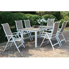 7-pcs Outdoor Set