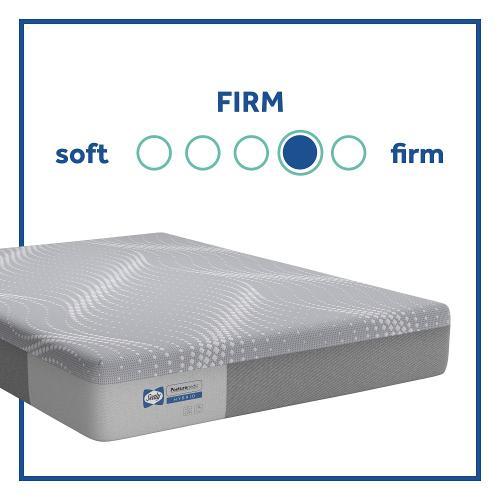 Sealy - Medina - Firm - Hybrid - Full