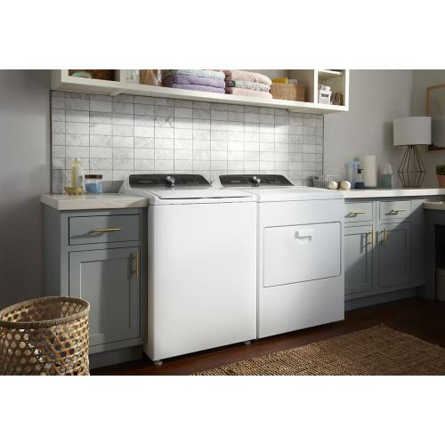 Whirlpool - 4.5 Cu. Ft. Top Load Agitator Washer with Built-In Faucet