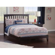 See Details - Mission Queen Bed in Espresso
