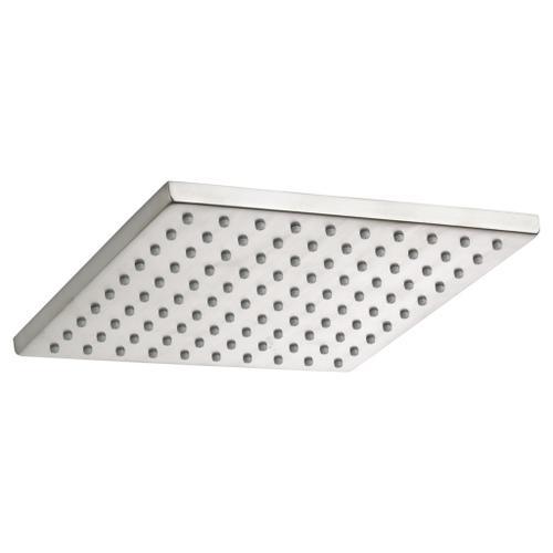 American Standard - 8 Inch Square Rain Showerhead - Brushed Nickel
