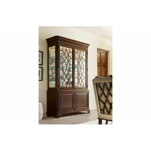 Gallery - Hadleigh China Cabinet - Complete