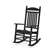 View Product - Jefferson Rocking Chair in Black