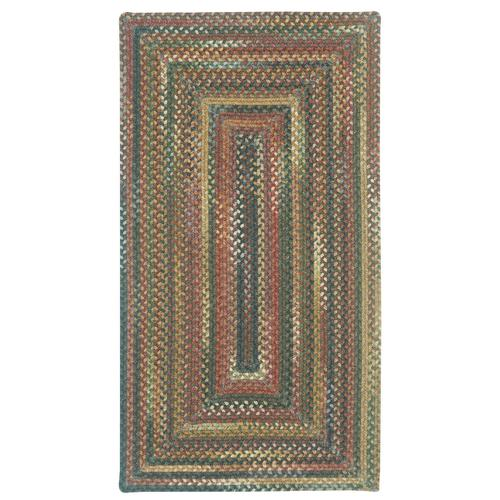 American Legacy Antique Multi Braided Rugs (Custom)