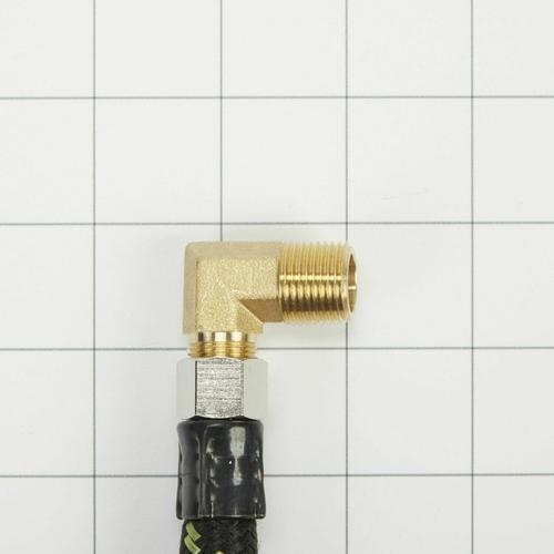 KitchenAid - Dishwasher Water Supply Hose Kit - Other