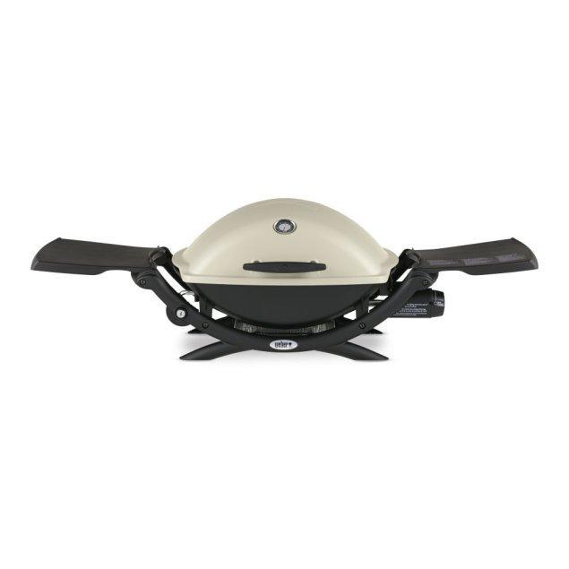 Weber Q™ 2200™ LP Gas Grill - Titanium
