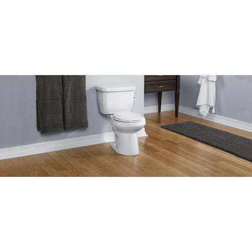 Niagara - Sentinel 1.28 GPF - Round Toilet