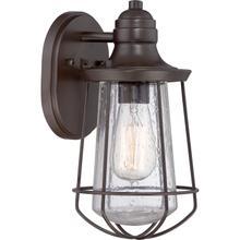 Marine Outdoor Lantern in Western Bronze