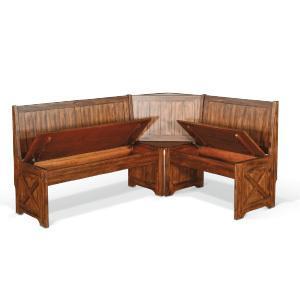 Nook Short Bench &