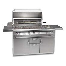 "56"" Deluxe built-in grill with Sear Zone"