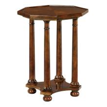 1-1105 European Legacy Pillar End Table