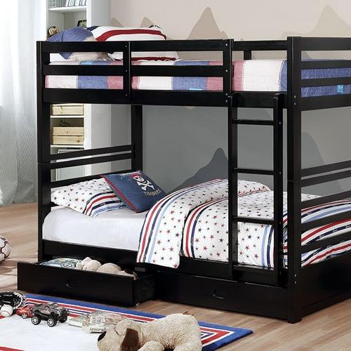 Twin/Twin Bunk Bed California IV