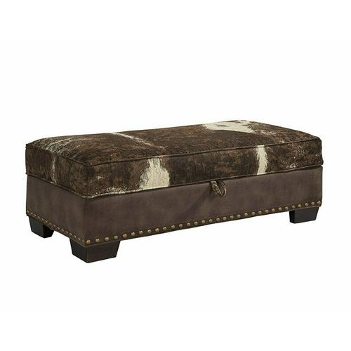 Marshfield - Simply Yours Rectangle Storage Ottoman
