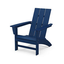 View Product - Modern Adirondack Chair in Navy