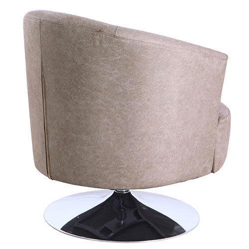 Twist212050ch In By Mac Motion Chairs In Wichita Ks Twist Accent Chair In Steel Fabric