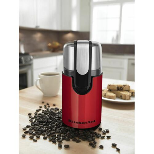 Gallery - Blade Coffee Grinder - Empire Red
