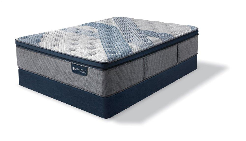 SertaIcomfort Hybrid - Blue Fusion 5000 - Cushion Firm - Pillow Top - Twin Xl