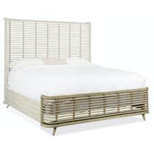 Bedroom Surfrider 6/0-6/6 Rattan Footboard
