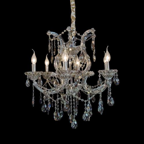 Vitoria 6 Light Chandelier