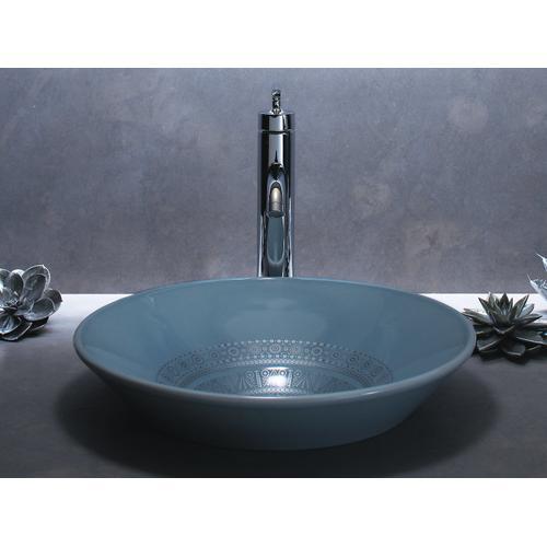 Nepal Vessel Bathroom Sink