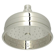 View Product - 6 Inch Bordano Rain Anti-Calcium Showerhead - Polished Nickel