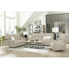 See Details - WHITMAN - VERONA LINEN - Powered By FreeMotion Power Reclining Collection