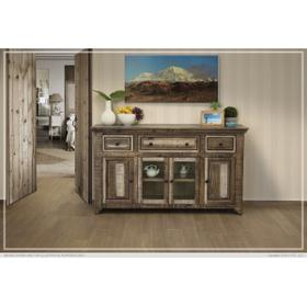 See Details - 3 Drawer, 4 Door, Console