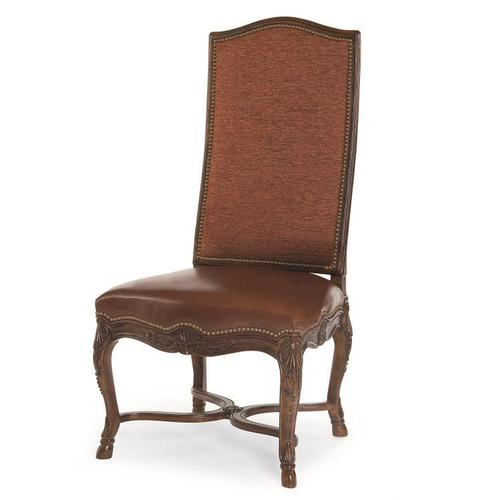 Hooved French Side Chair