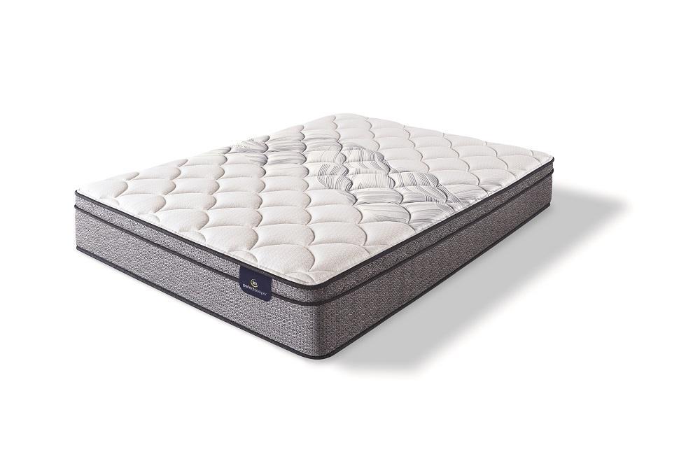 SertaPerfect Sleeper - Elkins Ii - Plush - Euro Top - Cal King