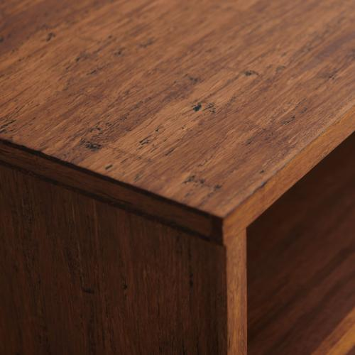Sequoia Sideboard Media Cabinet, Distressed Exotic