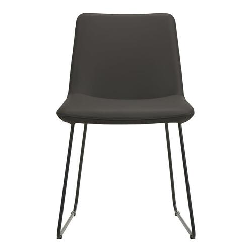 Villa Dining Chair Black-m2