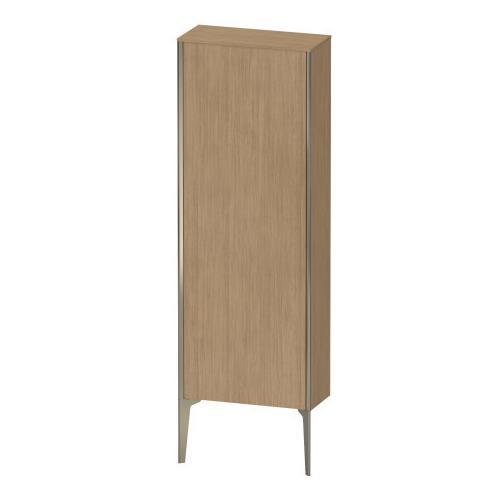Duravit - Semi-tall Cabinet Floorstanding, European Oak (decor)