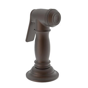 English Bronze Kitchen Spray Head Product Image