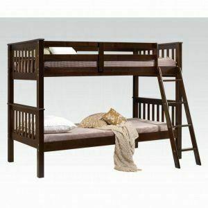 Acme Furniture Inc - ACME Searra Twin/Twin Bunk Bed - 37180A - Espresso