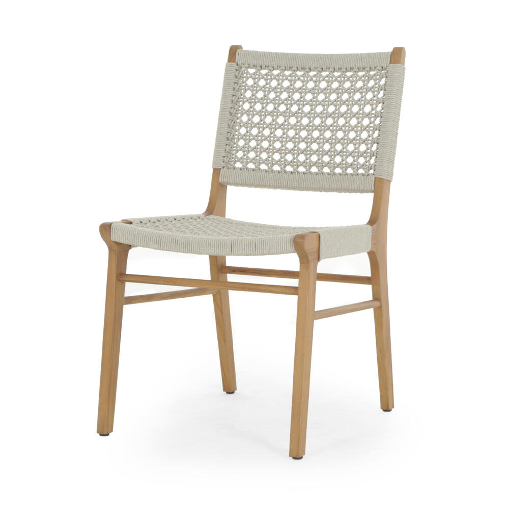 Natural Finish Delmar Outdoor Dining Chair