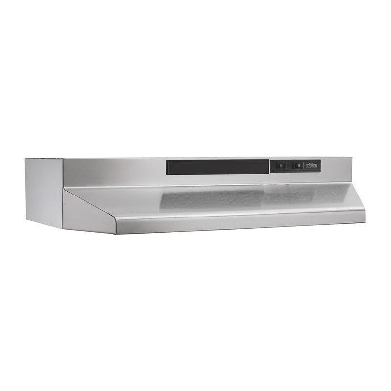 "24"" Convertible Range Hood, Stainless Steel Photo #1"