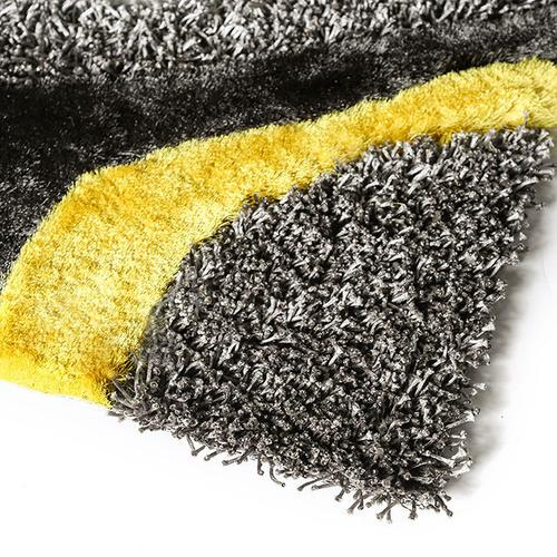 Furniture of America - Vancouver 5' X 7' Gray & Yellow Area Rug