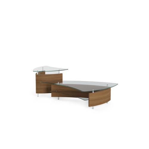BDI Furniture - Fin 1110 End Table in Natural Walnut