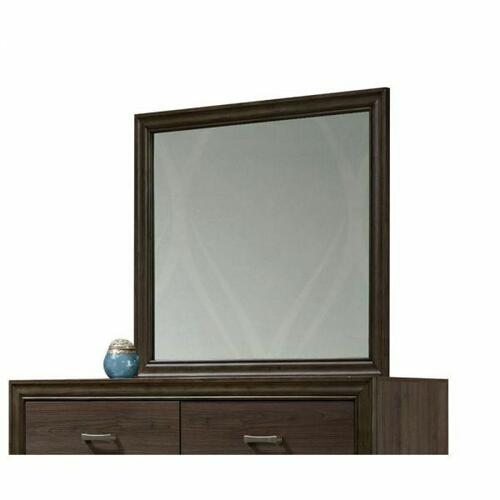 ACME Cyrille Mirror - 25854 - Walnut