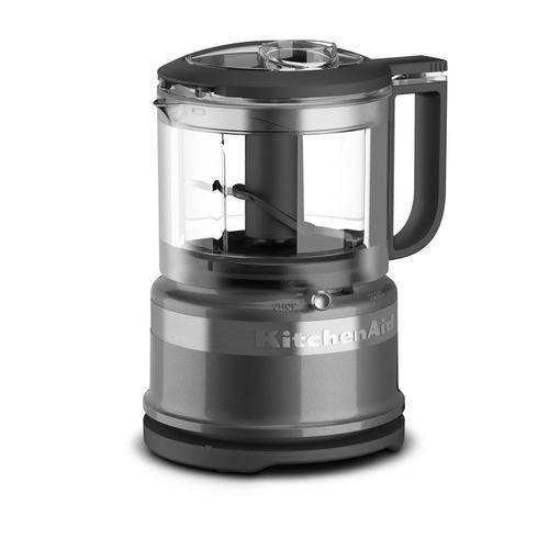 KitchenAid - 3.5 Cup Food Chopper Liquid Graphite