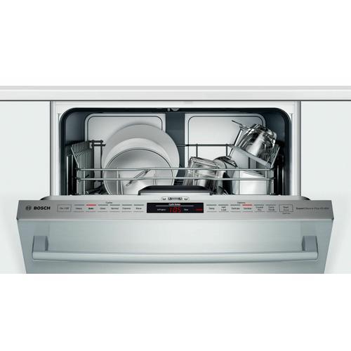 Benchmark® Dishwasher 24'' Stainless steel SHX87PZZ5N