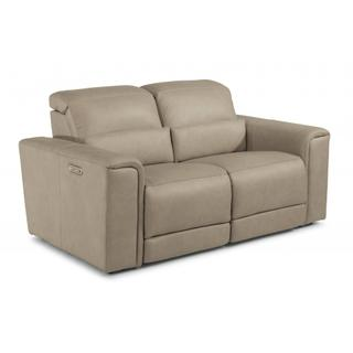 Omega Power Reclining Sectional with Power Headrests