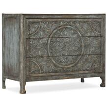 Living Room La Grange Lockhart Three-Drawer Accent Chest