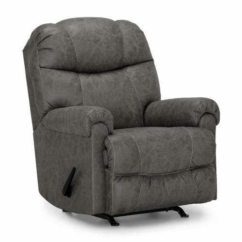 8566 Caliber Fabric Recliner