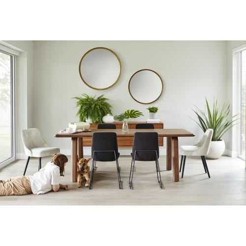 Moe's Home Collection - Winchester Mirror Small