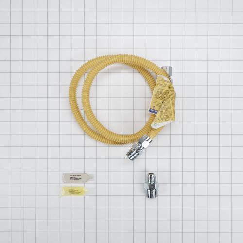 Whirlpool - Gas Dryer Hook-up Kit
