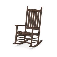 View Product - McGavin Rocking Chair in Mahogany