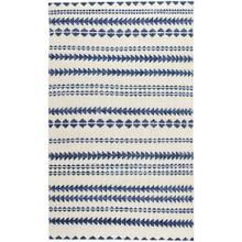 View Product - Viking Stripe Alabaster Lapis - Rectangle - 5' x 8'